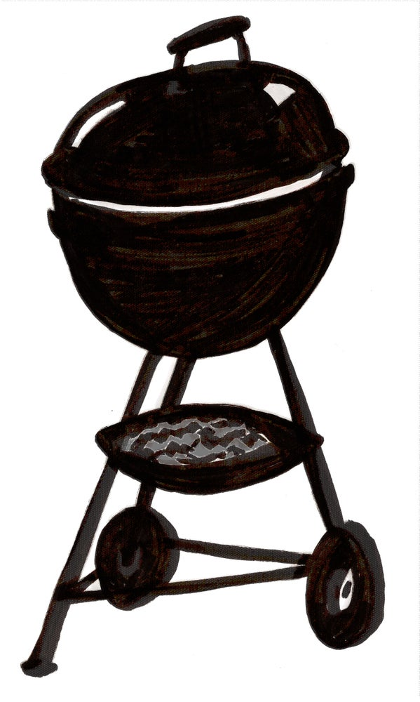 Image of M Delish Boutique Grilling Book
