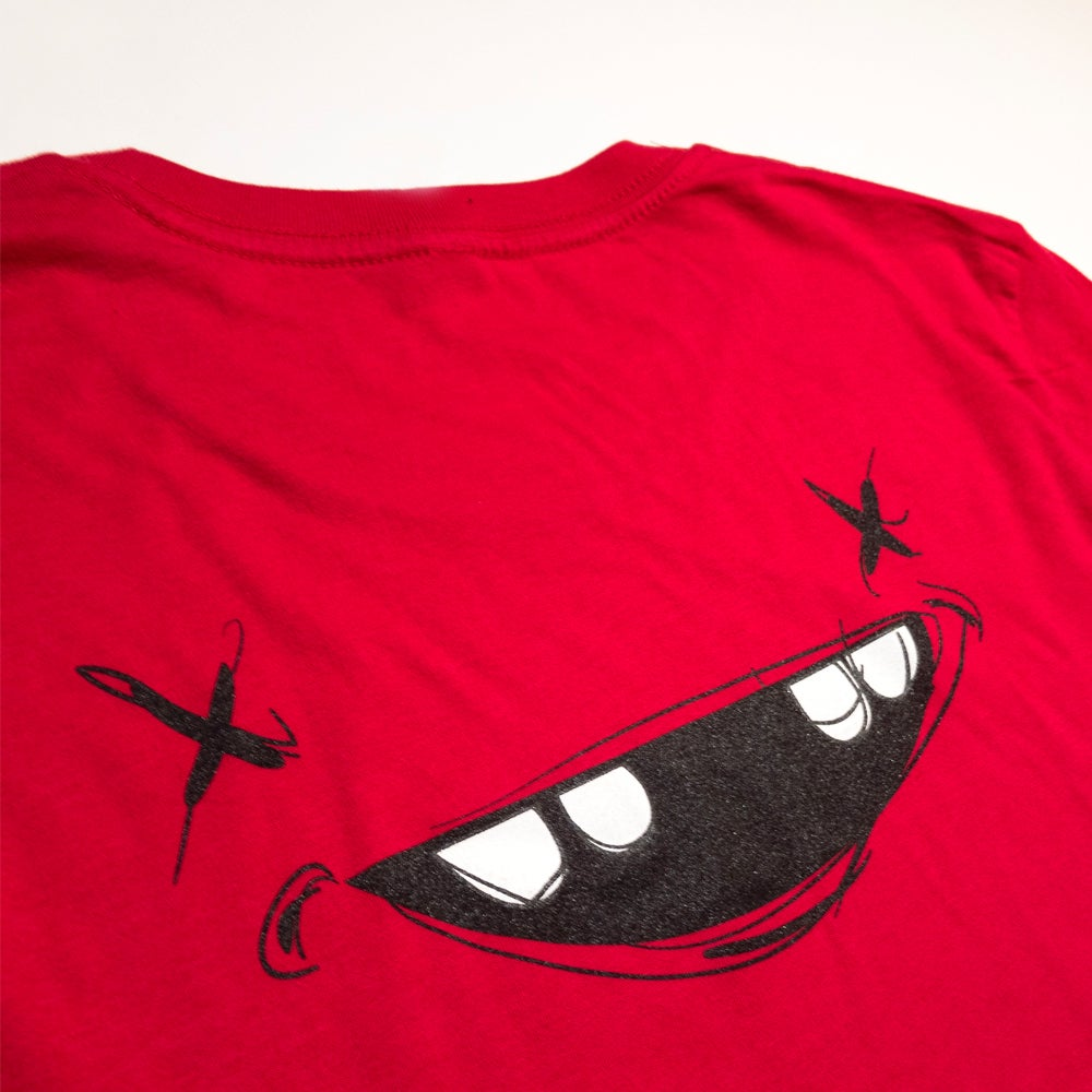 Image of Love Monster Red T-Shirt