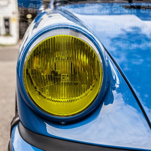 Image of PORSCHE 911 HEADLIGHT PROTECTION DECAL SET