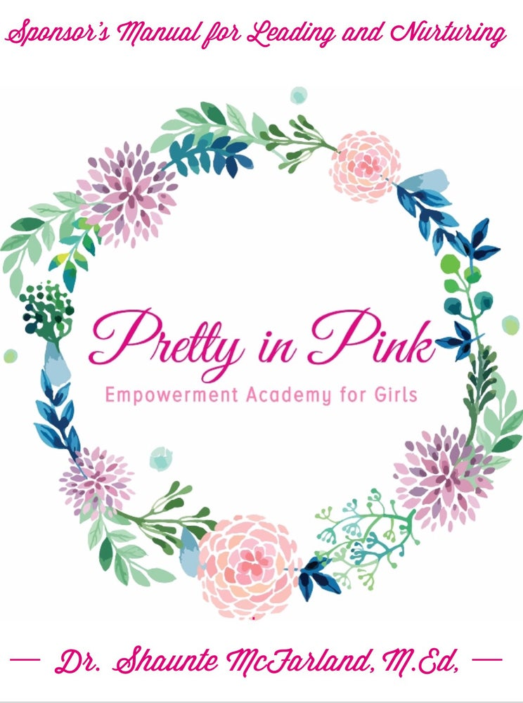 Image of Sponsor's Manual-Pretty In Pink Empowerment Academy