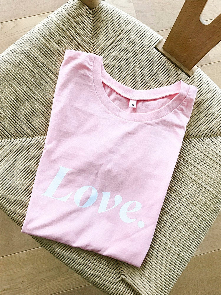 Image of Love T-shirt