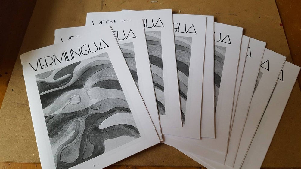 Image of Vermilingua issue #1