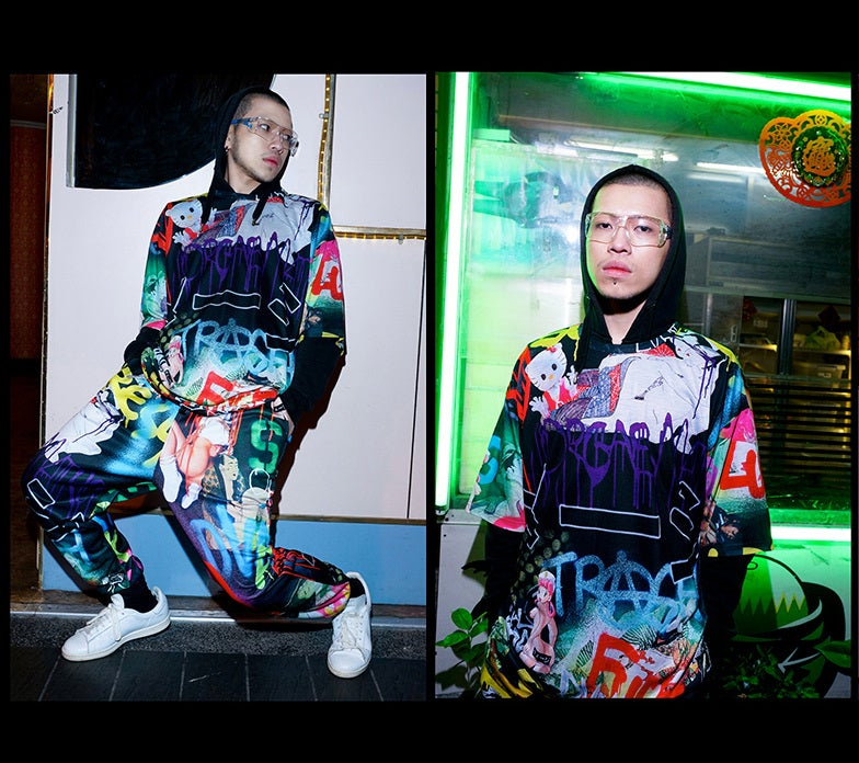 Image of DVMVGE TOKYO X' TYO X Big Tee (pre-order)