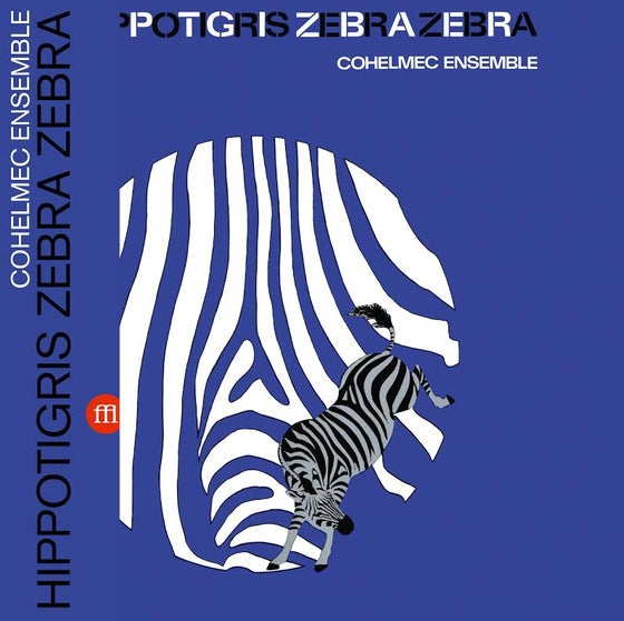 Image of COHELMEC ENSEMBLE - HIPPOTIGRIS ZEBRA ZEBRA (FFL019)