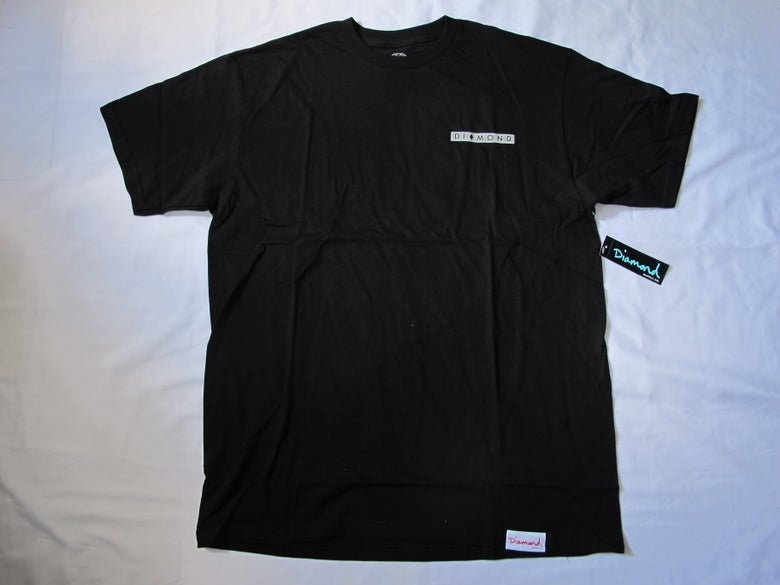 Image of Diamond Supply Co. - Marquise Tee (Black)