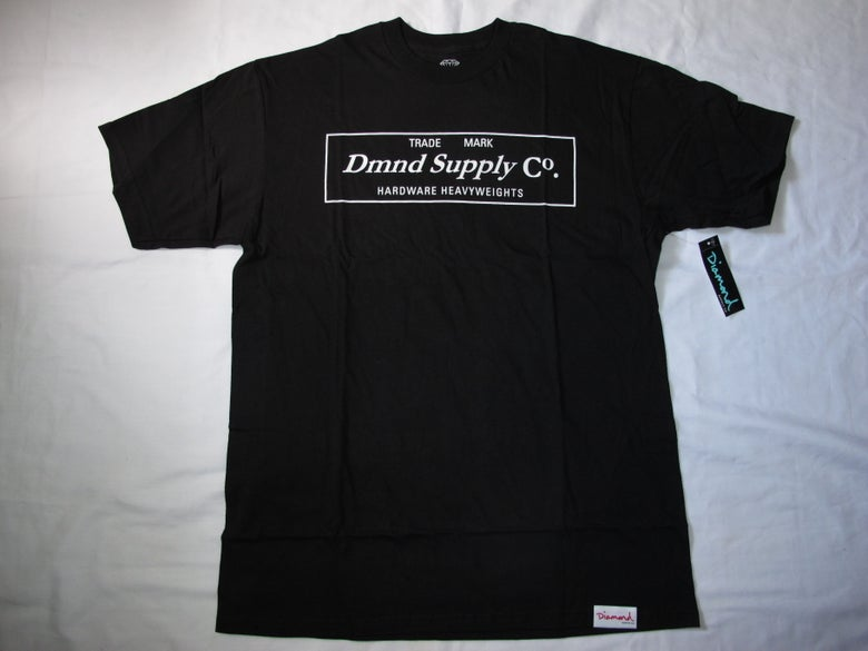 Image of Diamond Supply Co. - DMND Supply Tee (Black)