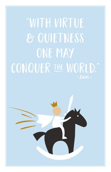 Image of Conquer the World Print
