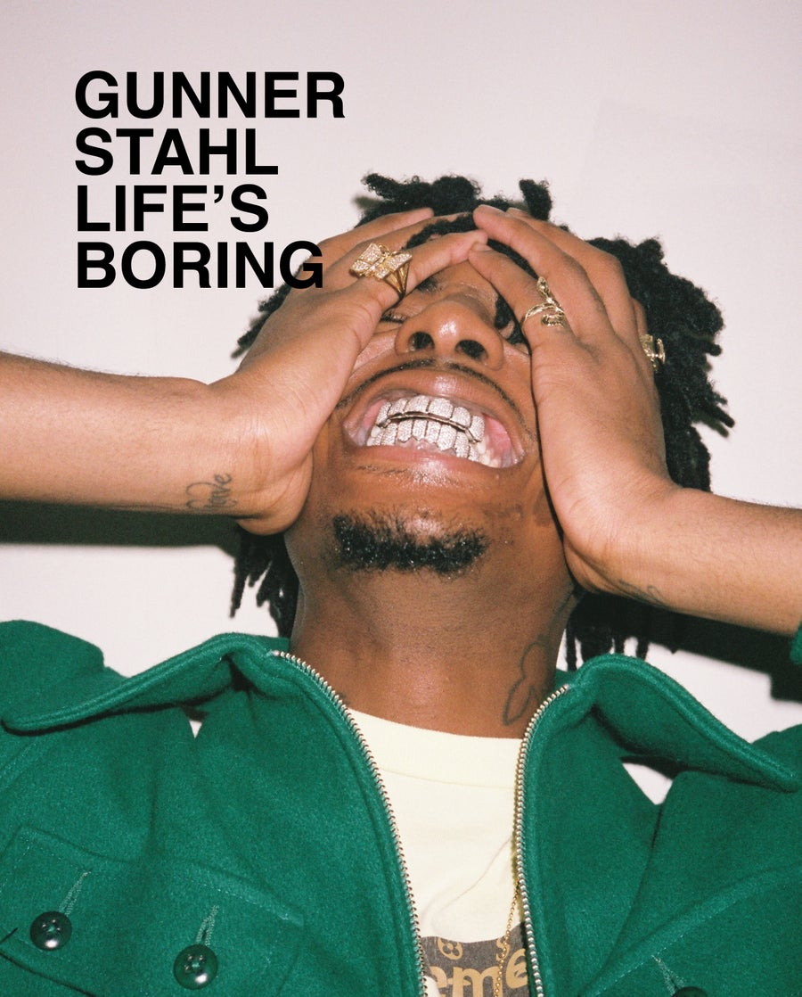 Image of Life's Boring Playboi Carti Cover.
