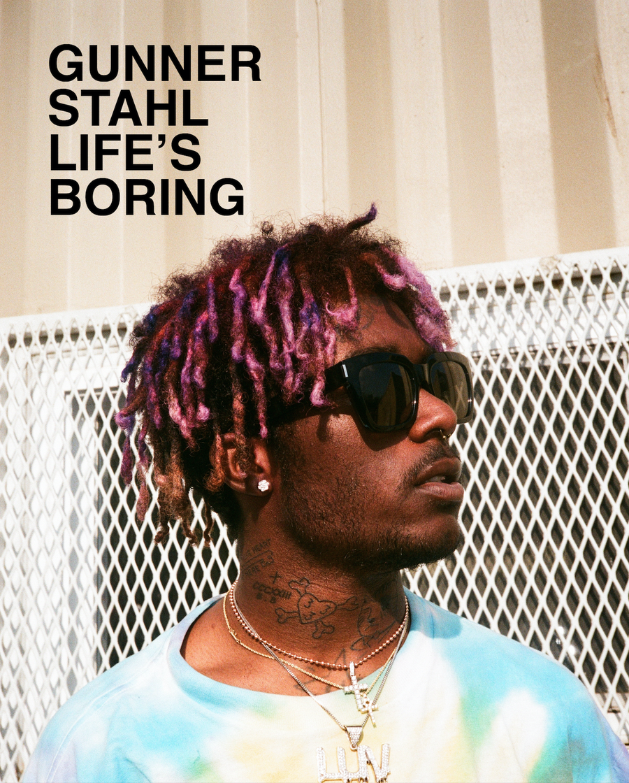 Image of Life's Boring Lil Uzi Vert Cover.