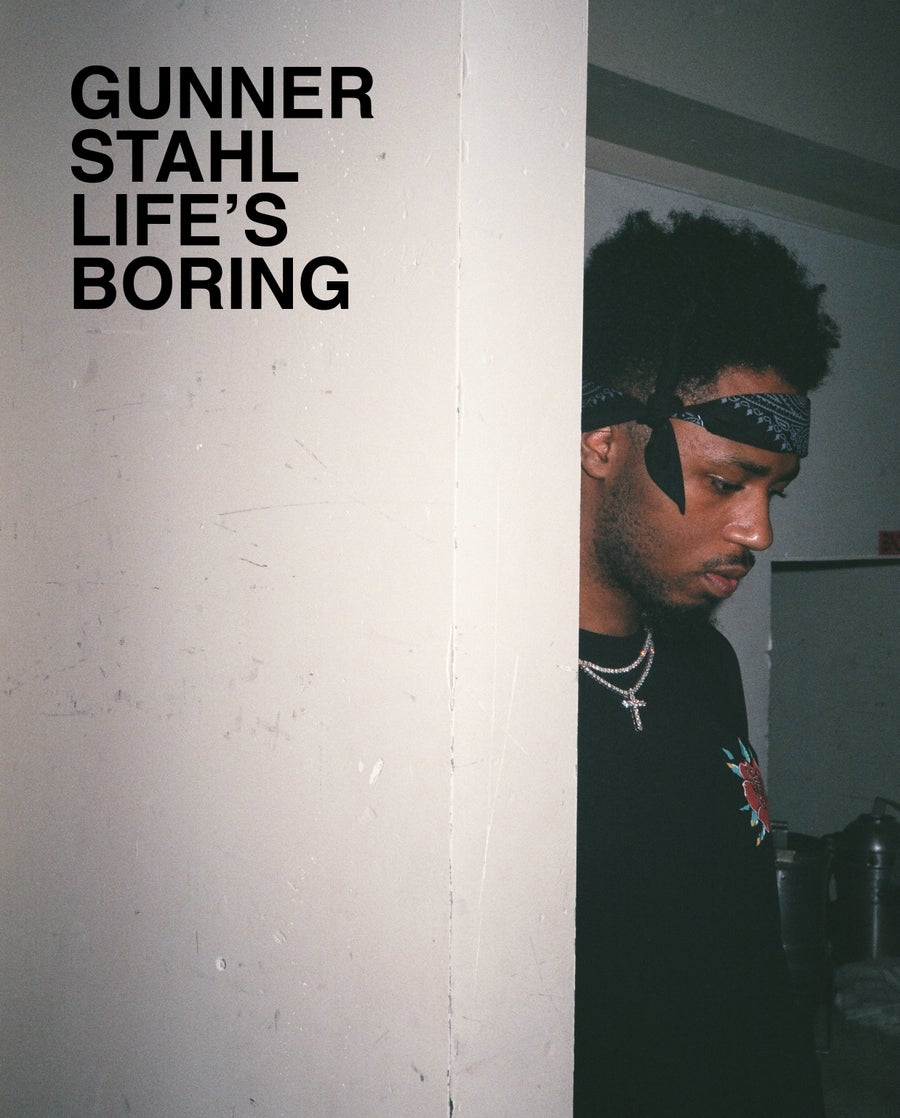 Image of Life's Boring Metro Boomin Cover.
