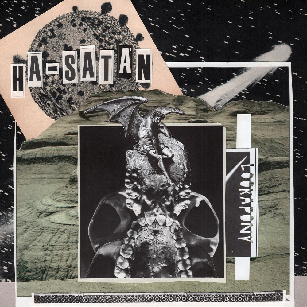 Image of Ha-Satan (VINYL)
