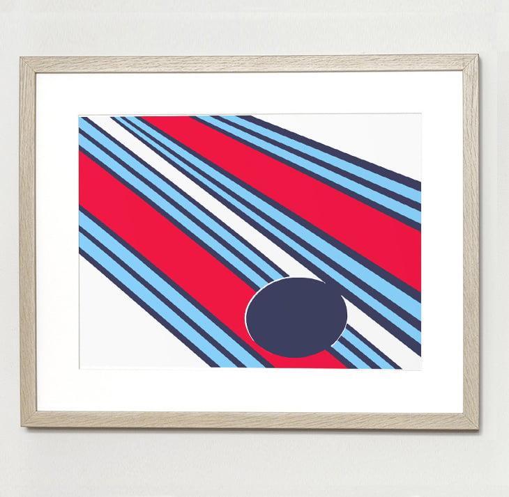 Image of Affiche Martini