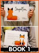 Image of StupidFox Book #1