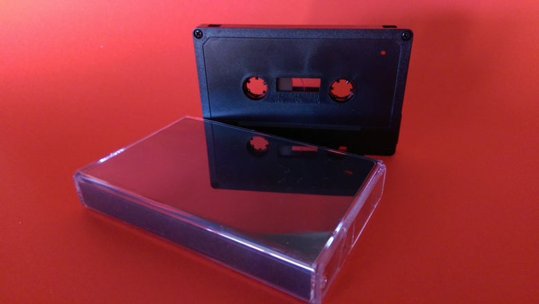 Image of Around Your Fucking Neck (Limited Cassette)
