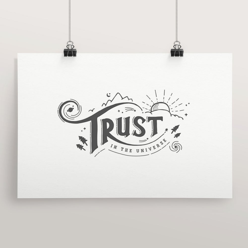 Image of Limited Edition Hand Letterpress Prints