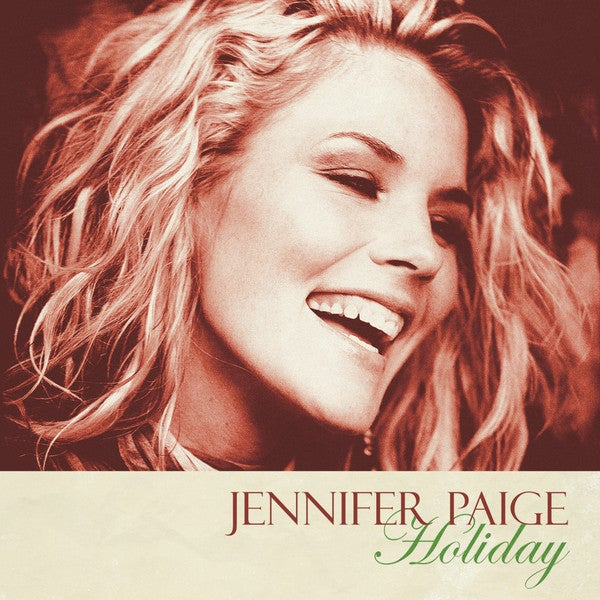 Image of Jennifer Paige - Holiday