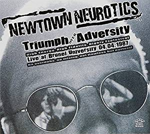 Image of Newtown Neurotics - Triumph Over Adversity CD