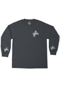 Image of gla grey long sleeve.  #501