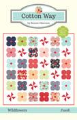 Image of Wildflower Paper Pattern #1008