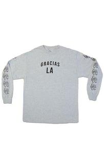 Image of Gracias LA Ash Long Sleeve.
