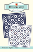 Image of Summer Nights PDF Pattern #1007