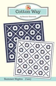 Image of Summer Nights PDF Pattern #1007