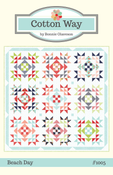 Image of Beach Day Paper Pattern #1005