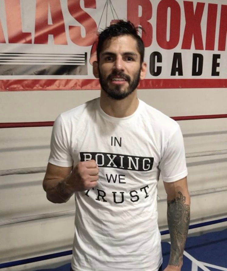 Image of In Boxing we Trust MENS shirts