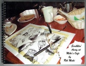 Image of Rik Maki sketchbooks