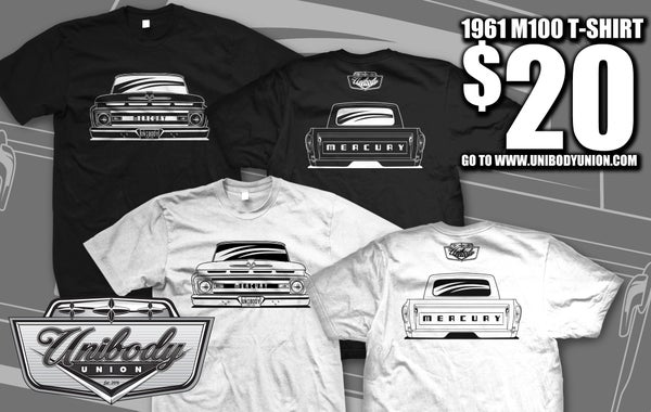Image of 1961 Mercury M100 T-Shirt