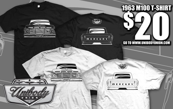Image of 1963 Mercury M100 T-Shirt