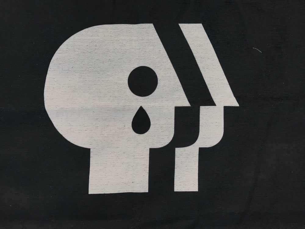 Image of SAD PBS Woven Blanket