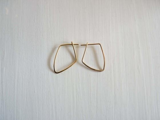Image of Vector earrings