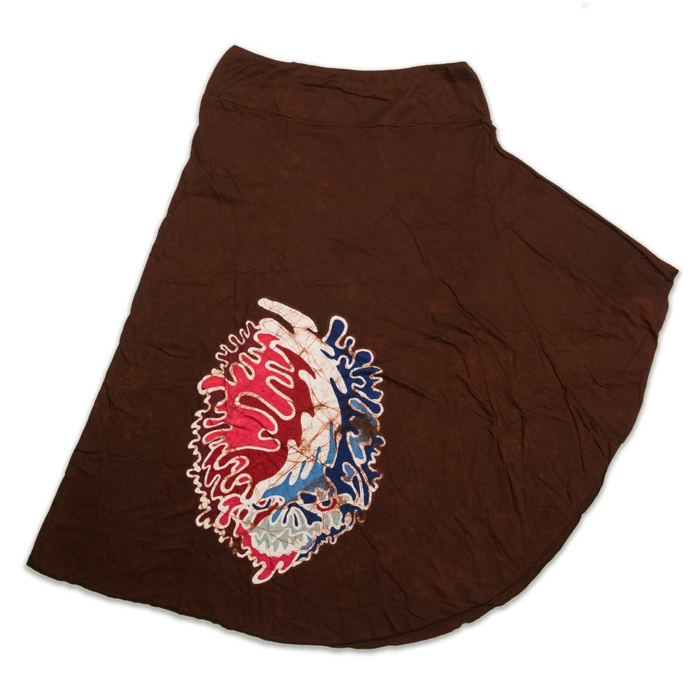Image of Serlo Puddled Skirt