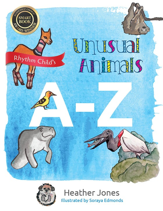 Image of Unusual Animals A-Z