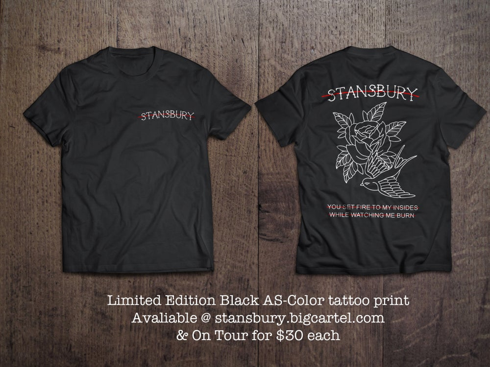 Image of Stansbury AS Colour Tee