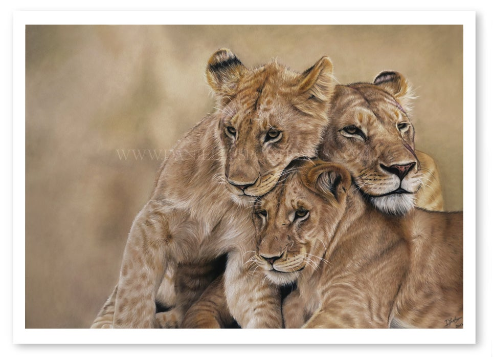 Image of Her Pride - Limited Edition Print