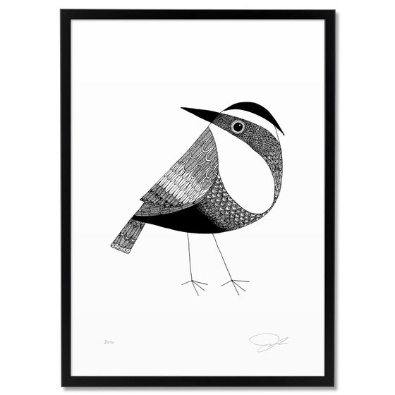 Image of Print: Bird V