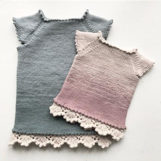 Image of Dip Dye Lace