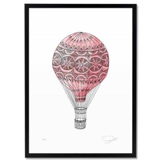 Image of Large Print: Balloon