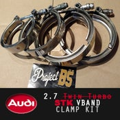 Image of PROJECTB5 - AUDI 2.7 STK - VBand Clamp Kit