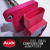 Image of PROJECT:B5 - AUDI 1.8/2.7 - 2.0T FSI Coil Conversion Adapters