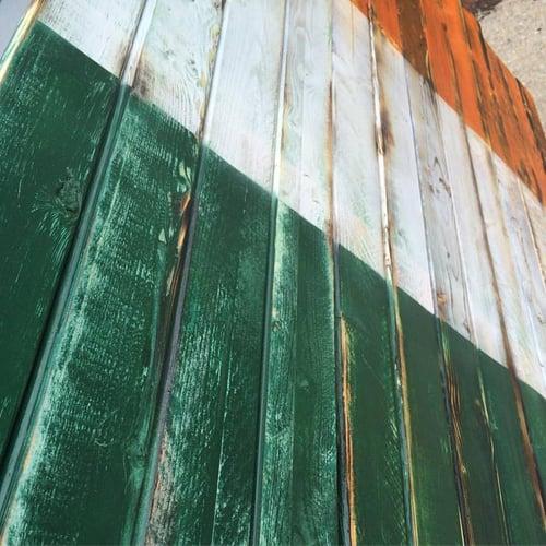 Image of Large or Medium Irish Flag