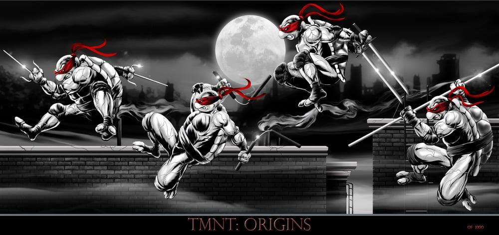 Image of TMNT ORIGINS