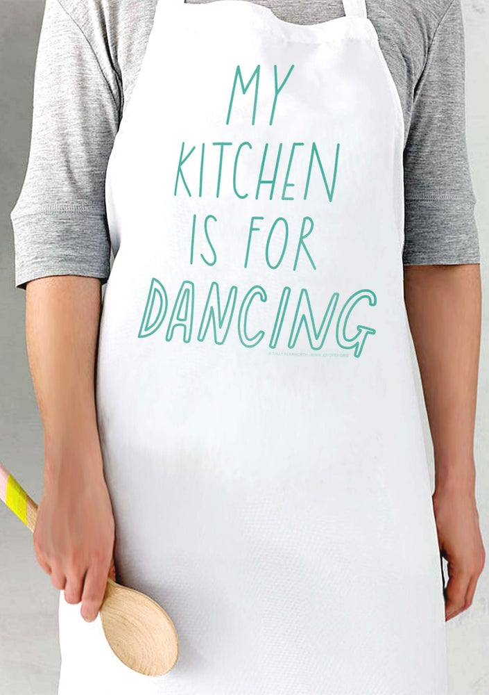 Image of Kitchen Dancing Apron