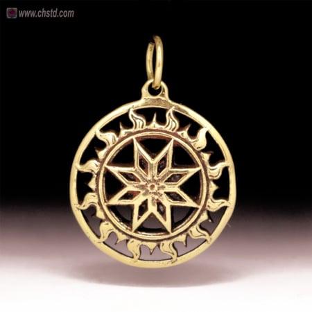 Image of Magic ALATYR - SLAVIC PROTECTION AMULET