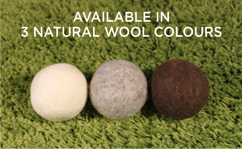 Image of 1 Barn Box of 3 Wool Dryer Balls (MC8000)
