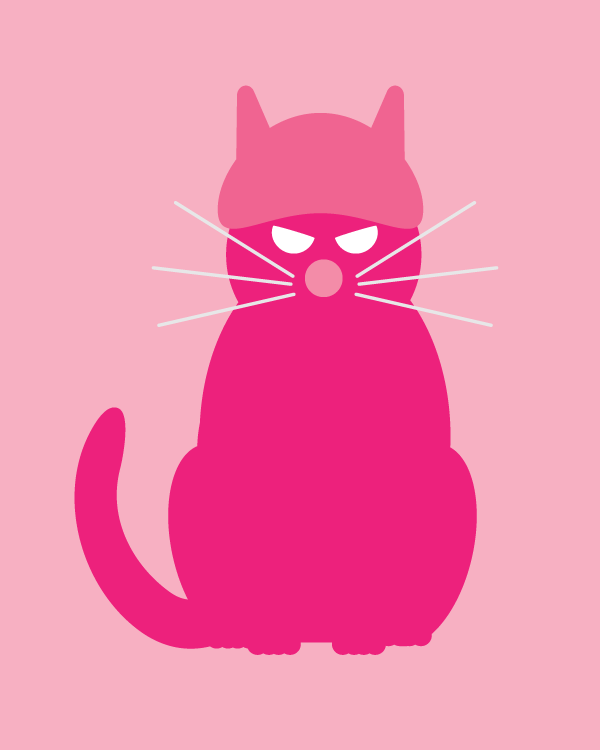 Maine Coon Cat, Torty, Pink Cat and Tux Collection
