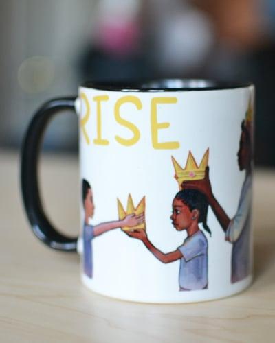 Image of Untitled (RISE) Mug