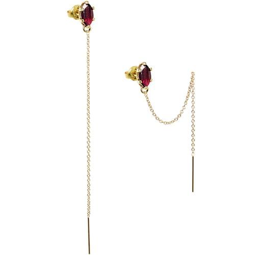 Image of Gemstone Threaders